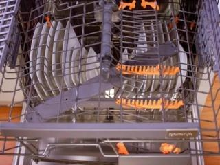 Функция TotalDry в посудомоечных машинах Gorenje