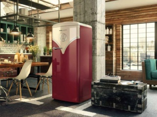 Холодильники Volkswagen - серия ретро-техники от Gorenje (Горенье)