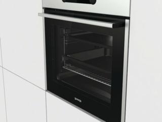 Система динамического охлаждения DC+ в духовых шкафах Gorenje