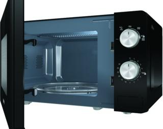 Функция очистки паром AquaClean в микроволновых печах Gorenje