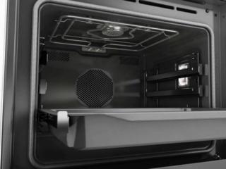 AquaClean – функция паровой очистки в кухонных плитах Gorenje