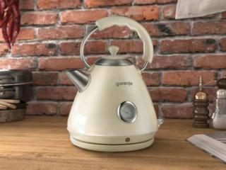 Съемный моющийся фильтр от накипи в чайниках Gorenje