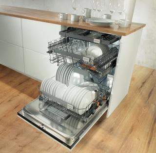 Самоочистка фильтра в посудомоечных машинах Gorenje