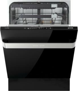 4 уровня разбрызгивания воды в посудомоечных машинах Gorenje