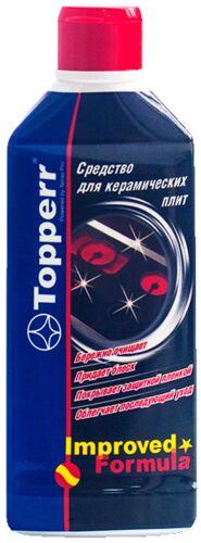 Средство для керамических и индукционных плит Topperr 3434