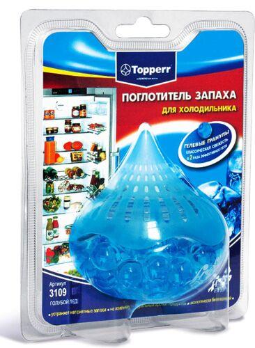 Поглотитель запаха для холодильника Topperr 3109