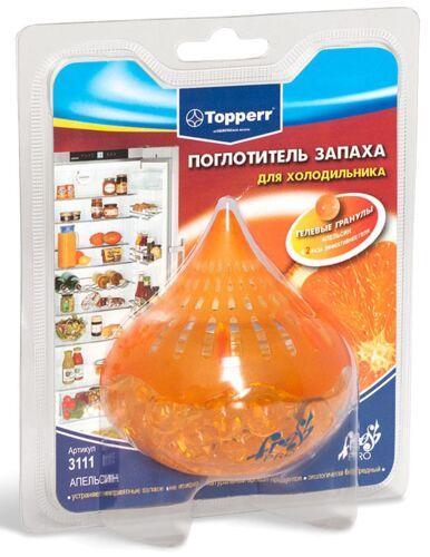 Поглотитель запаха для холодильника Topperr 3111
